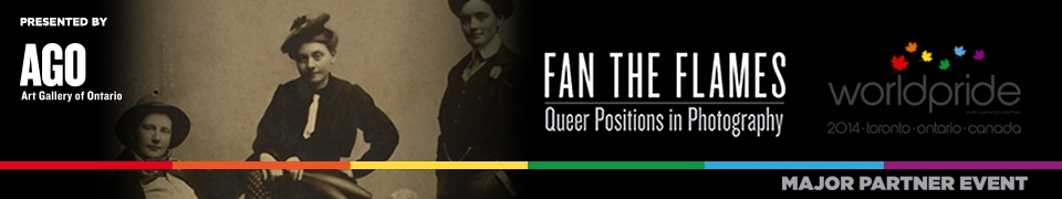 Fan the Flames: Queer Positions in Photography