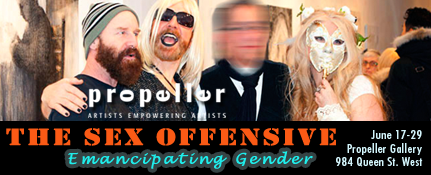 The Sex Offensive