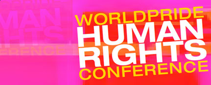 WorldPride Human Rights Conference 2014