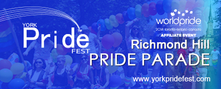 York Region Pride Parade