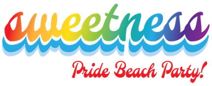 Sweetness Pride Beach Party