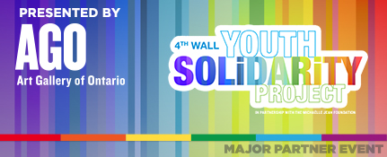 The 4th Wall: Youth Solidarity Forum & Exhibition
