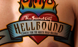 HELLBOUND - Comedy for the Queer High Holiday