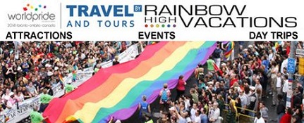 Travel and Tours by Rainbow High Vacations