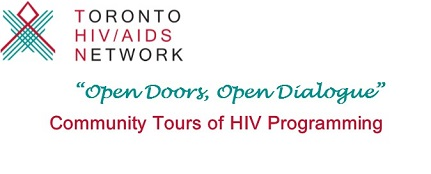 Open Doors, Open Dialogue – Community Tours of HIV Programs