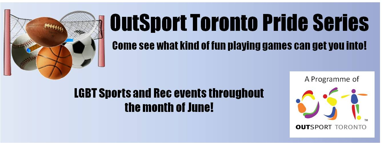 OutSport Toronto WorldPride Series